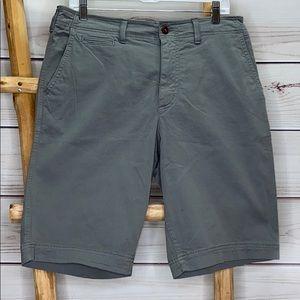 American Eagle Grey Extreme Flex Shorts 32 NWT